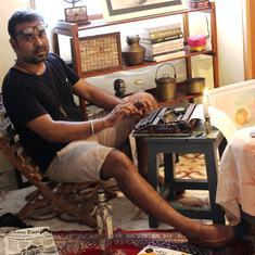 'I believe in being the fringe. It helps keep my poetry alive': How Naran is redefining Tamil poetry