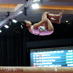 Gymnastics World Cup: After qualifying for vault final, Dipa Karmakar falls short in balanced beam