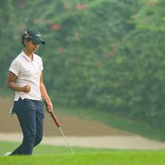 Indian golf: Vani Kapoor makes the cut for final round in Finland; Kapur and Co miss out in Austria