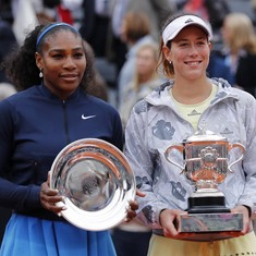 Serena Williams' struggle for 22nd major shows that women's tennis has far more depth than men's