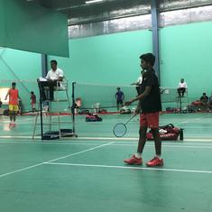 Badminton: Sai Vishnu, Gopichand's 13-year-old son, makes a mark in first senior tournament