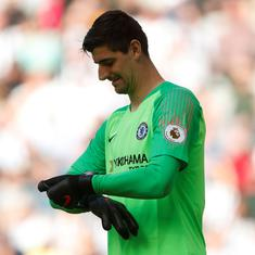 Thibaut on his way out? Chelsea hunt for Courtois replacement as he stays away from training