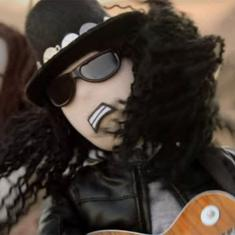 Musician Slash is back amongst us with Myles Kennedy and The Conspirators, as live action puppets