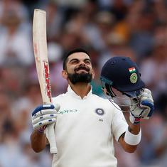 With his 23rd Test ton, Virat Kohli helps India inch closer to victory at Trent Bridge