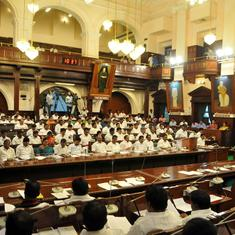 Tamil Nadu Assembly passes bill to set up Lokayukta