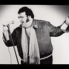 Watch: The world's biggest Elvis Presley impersonator (he also claims to be The King's son)