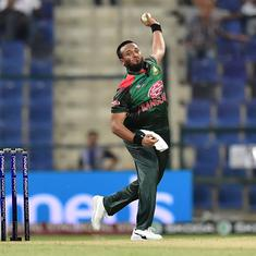 ICC ODI Rankings: Bangladesh's Shakib Al Hasan tops all-rounders' list, no Indian in top ten