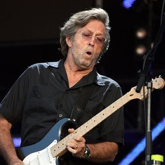 Is Eric Clapton retiring? Watch his best performances as he sings 'I'll Be Seeing You'