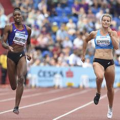 IAAF Continental Cup: Triple jumper Taylor, sprinter Miller-Uibo give Americas team overall win