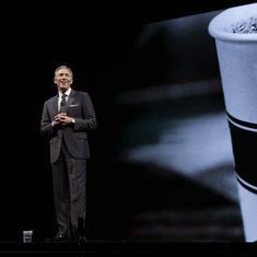 Starbucks chief Howard Schultz resigns, triggers speculation about US presidential bid