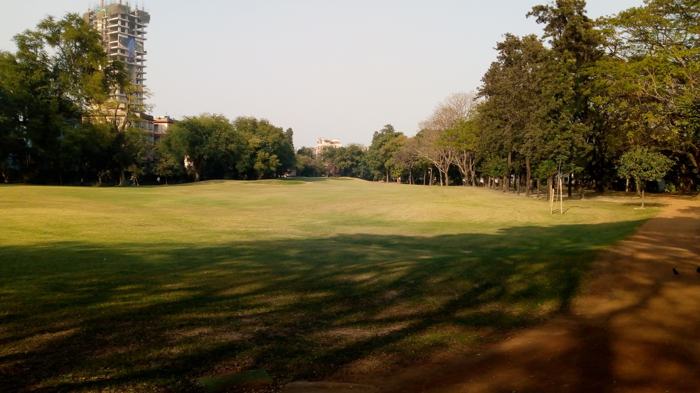 The Royal Calcutta Golf Course. (Image courtesy: Arka Bhattacharya)