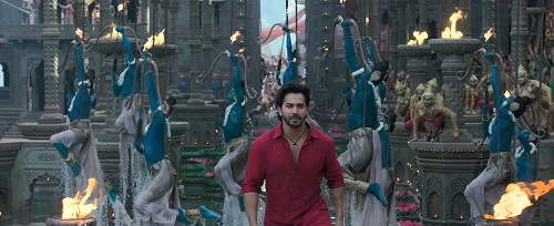 Varun Dhawan in Kalank. Courtesy Dharma Productions/Nadiadwala Grandson Entertainment.