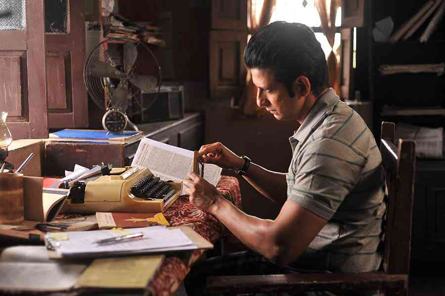 Sharman Joshi in The Least of These. Courtesy Skypass Entertainment