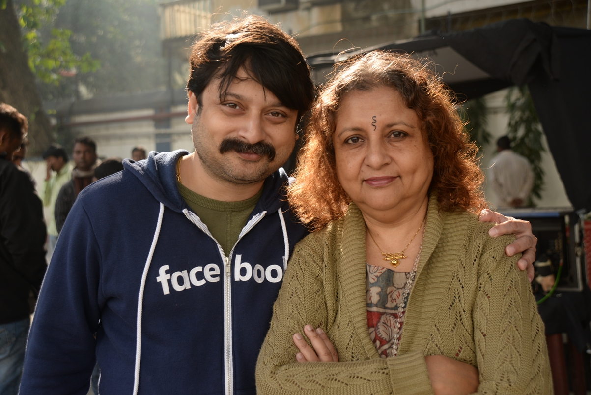 Shiboprosad Mukherjee and Nandita Roy. Image credit: Windows Productions.