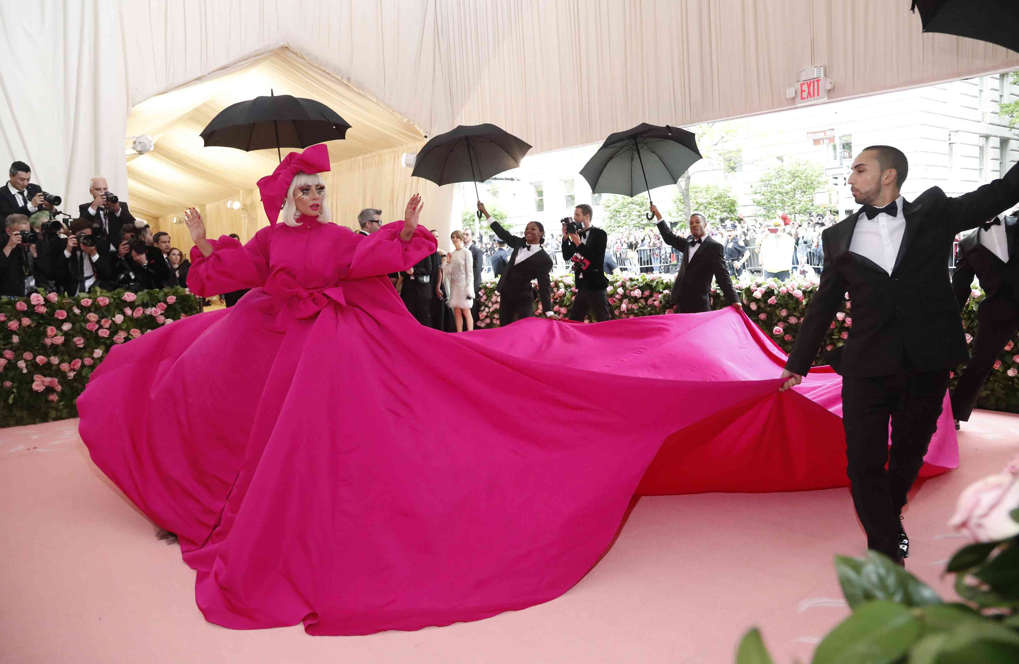 Lady Gaga at the Met Gala 2019 | Image credit: Mario Anzuoni / Reuters