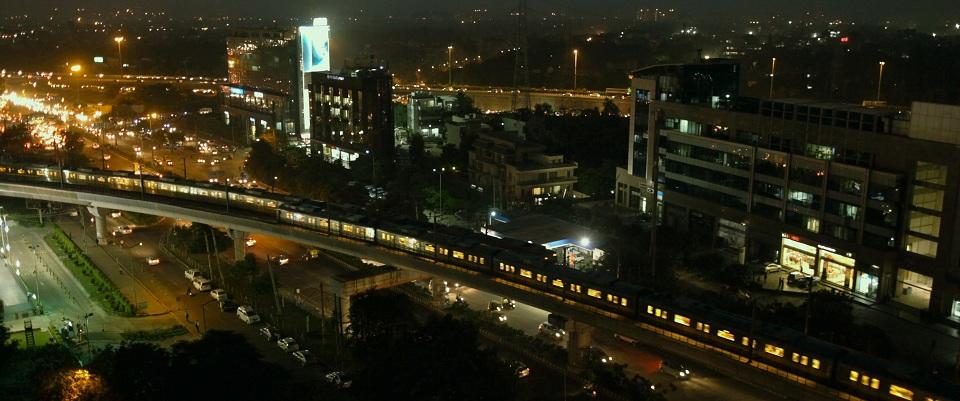 Gurgaon. Image credit: Jar Pictures.