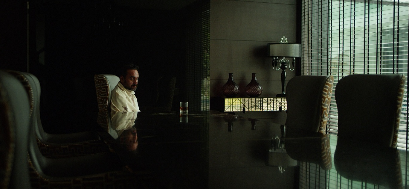 Pankaj Tripathi in Gurgaon. Image credit: Jar Pictures.