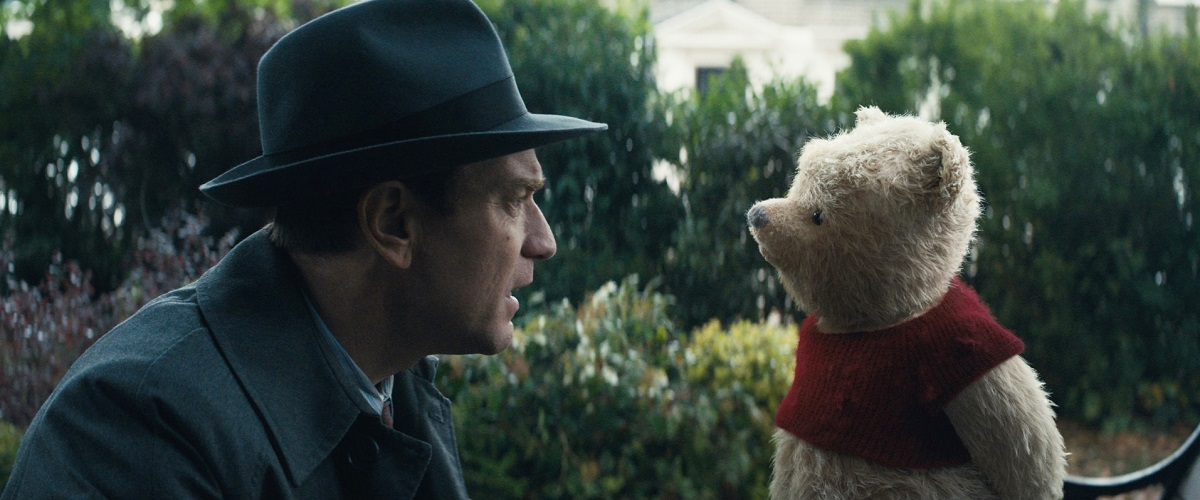 Christopher Robin. Courtesy Walt Disney Pictures.