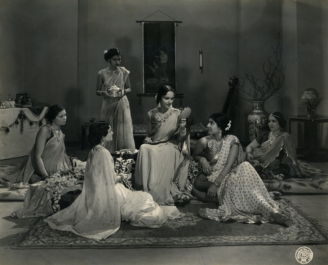 Franz Osten's Jawani ki Hawa (1935). Courtesy The Wirsching Archive.