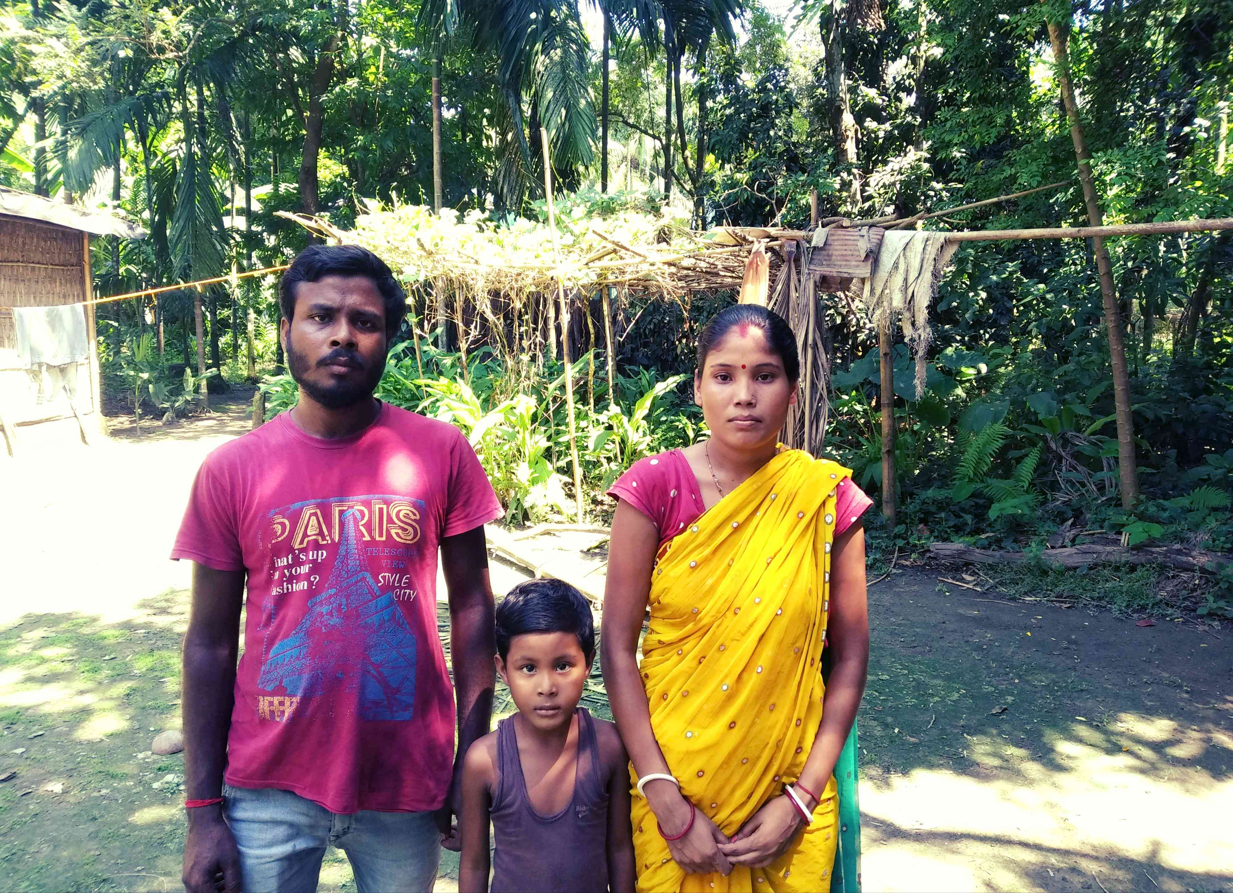 Detention in Assam: A baby and old man died, despite their