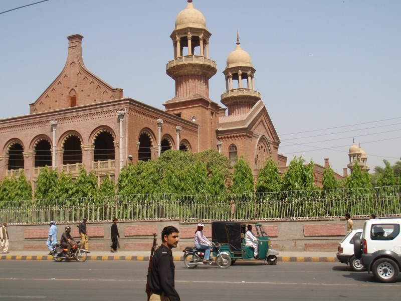 The Lahore High Court. (Photo credit: Raki_Man [CC BY 3.0 (https://creativecommons.org/licenses/by/3.0)], via Wikimedia Commons)