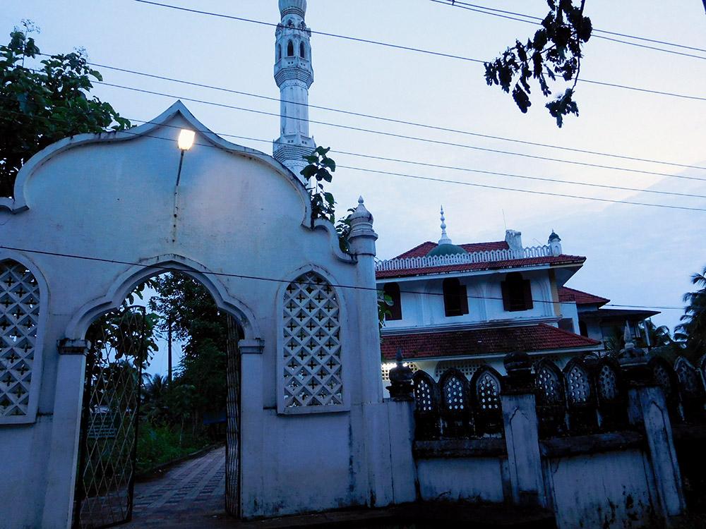 कई लोगों का मानना है कि सलाफी मस्जिद (तस्वीर में) में दी जा रही शिक्षा की वजह से गांव के लड़के आईएस की तरफ आकर्षित हुए. फोटो क्रेडिट : टीए अमीरुद्दीन
