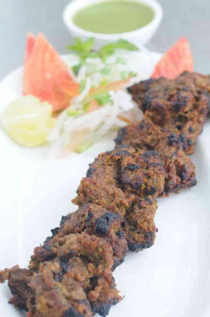 Mutton Bhutha.