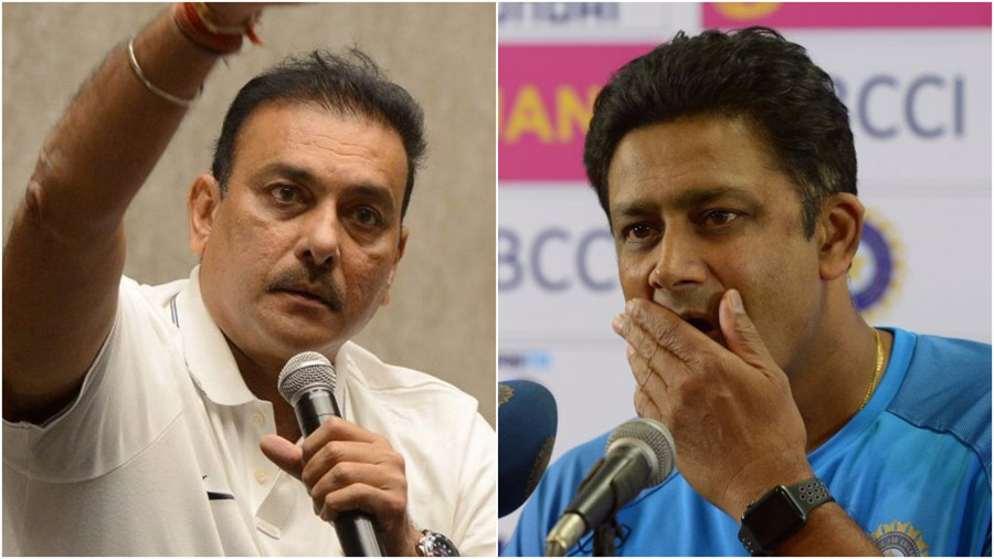 From Anil Kumble's resignation to Ravi Shastri's appointment, it's been an eventful couple of months for Indian cricket. (Image credit: AFP/PTI)