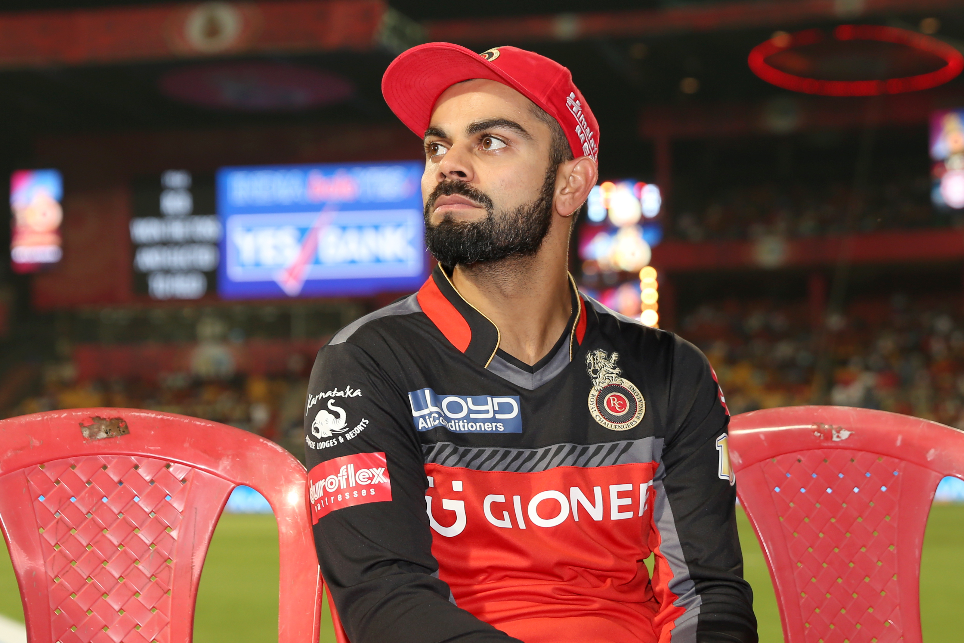 Virat Kohli plays for IPL franchise Royal Challengers Bangalore, which is owned by United Spirits (Faheem Hussain - Sportzpics - IPL)