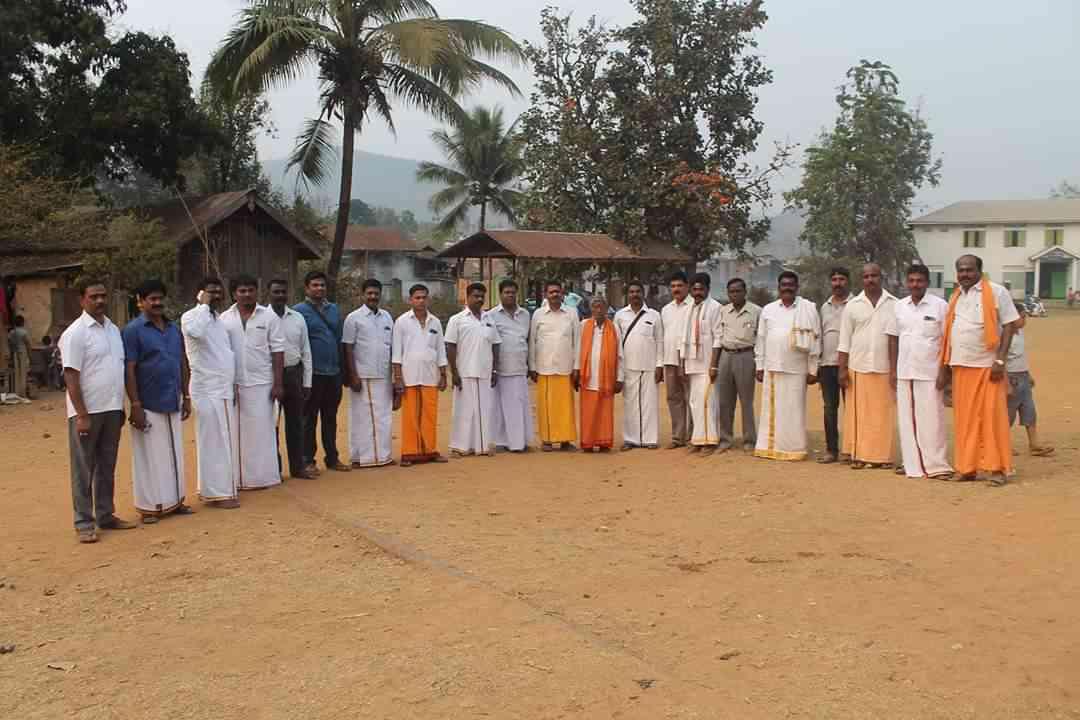 Members of the Tamil community in Moreh. Photo credit: Arunabh Saikia