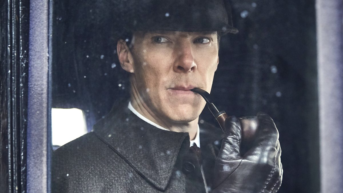 'Sherlock: The Abominable Bride'.