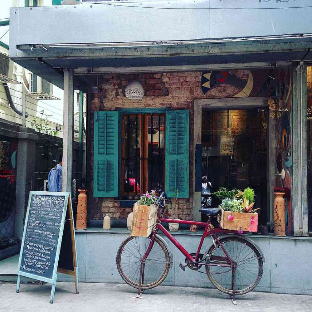 Sienna Store & Cafe.