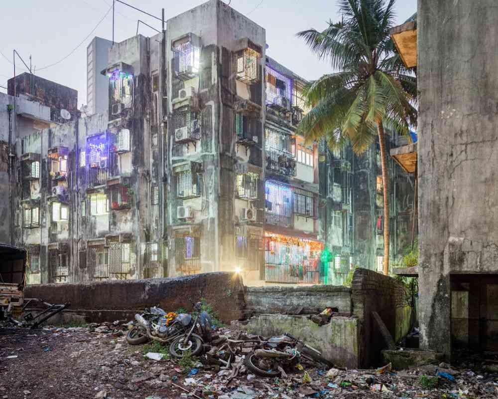 Mumbai Suburbia.