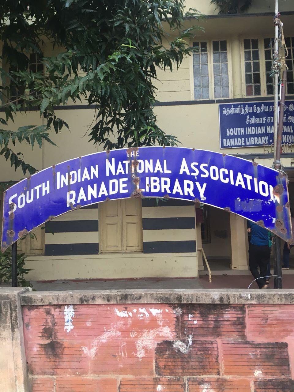 0fc5f53eb3 A Chennai heritage walk is showcasing a forgotten world of books ...