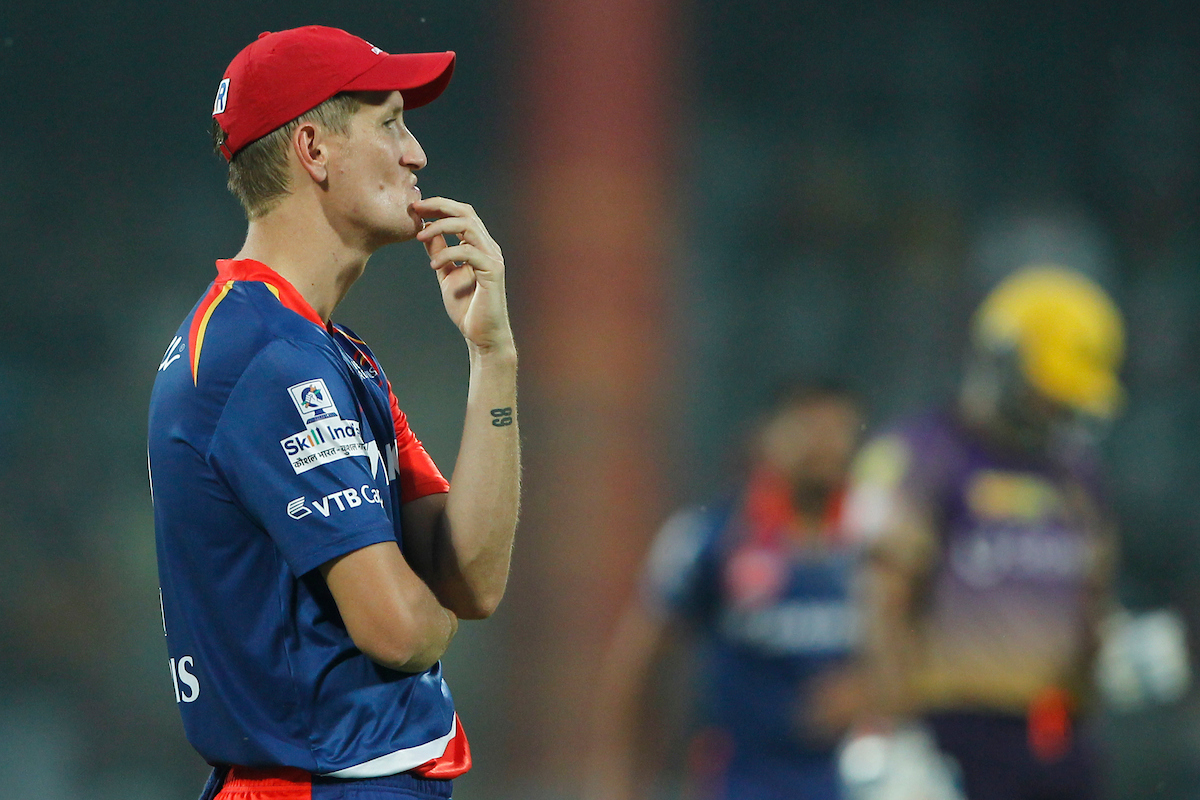 Delhi Daredevils retained Chris Morris for Rs 8 crore (Image: Deepak Malik/Sportzpics/IPL)