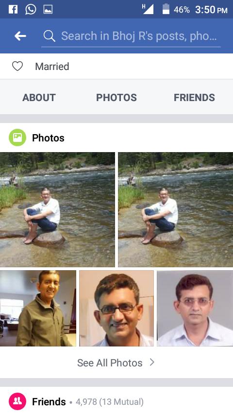 डॉक्टर बीआर सिंह के फेसबुक पेज से साभार