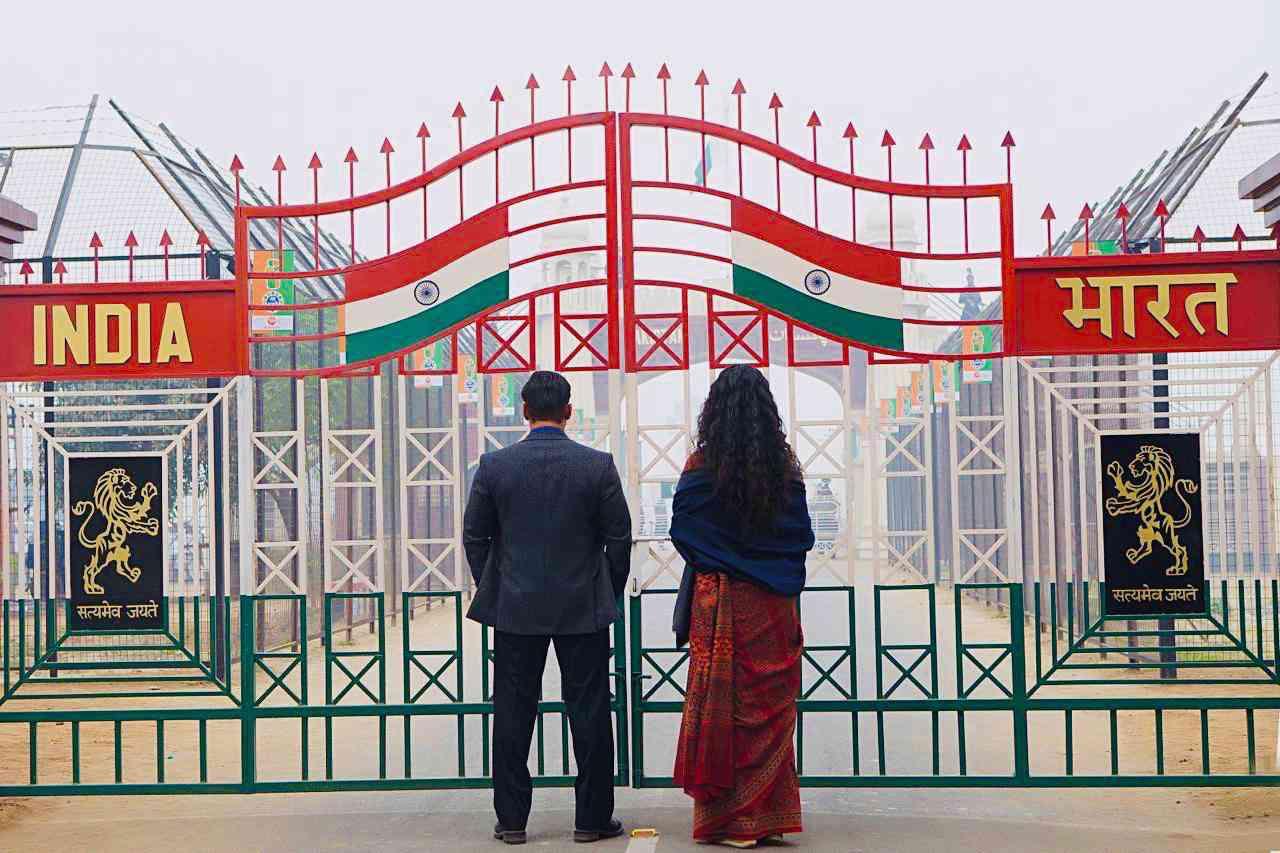 Salman Khan and Katrina Kaif in Bharat. Courtesy Salman Khan Films/T-Series.
