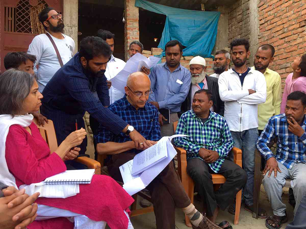 The Karwan team examines the legal papers to understand the current status of the investigation in the case of Zainul Ansari's lynching.