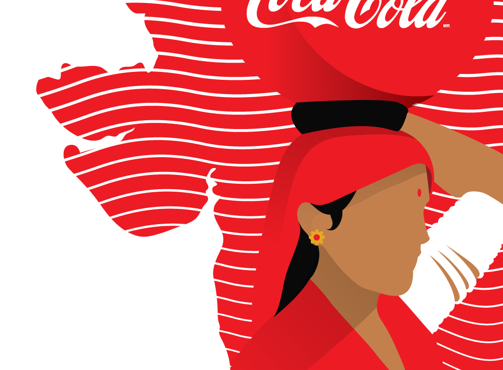 "1993 by Rohan Jha. ""1993 was the year that Coca Cola re-entered the Indian market after 17 years of absence. The Coca-Cola company walked out in 1977 after the elected government demanded them to partner up with an Indian entity. In the early 1990s, when India began to open up its economy to foreign investments, Coke started plotting a strategy to re-enter the fast-growing market and partnered with Parle group."" – Rohan Jha"