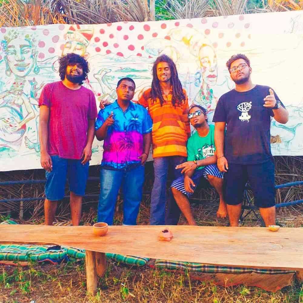 The Swadesi crew.
