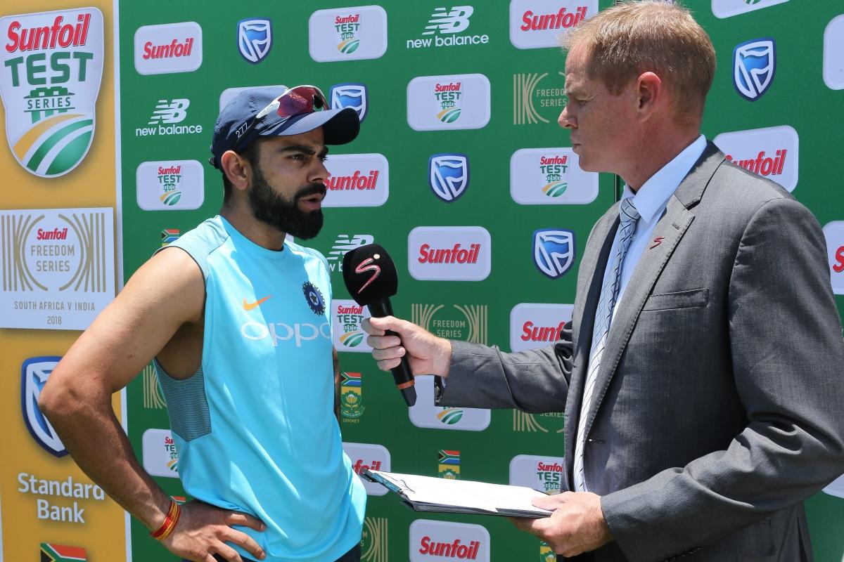 Virat Kohli backed India's team selection for the Centurion Test (Image: Ron Gaunt/BCCI)