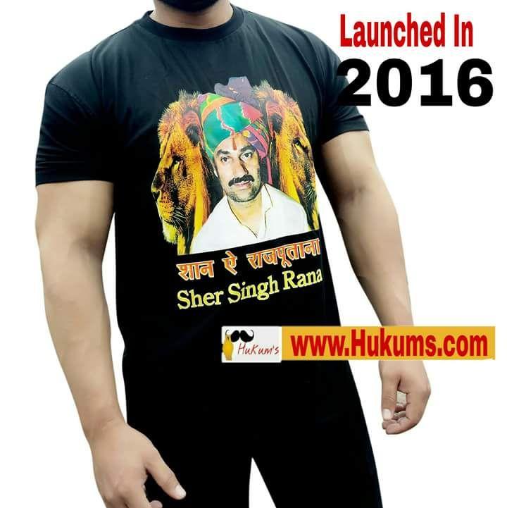 Sher Singh Rana shirts  Photo credit: Sher Singh Rana