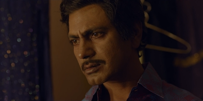 Nawazuddin Sidduqui in Sacred Games. Courtesy Netflix.