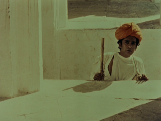 Ravi Menon in Duvidha. Courtesy National Film Development Corporation.