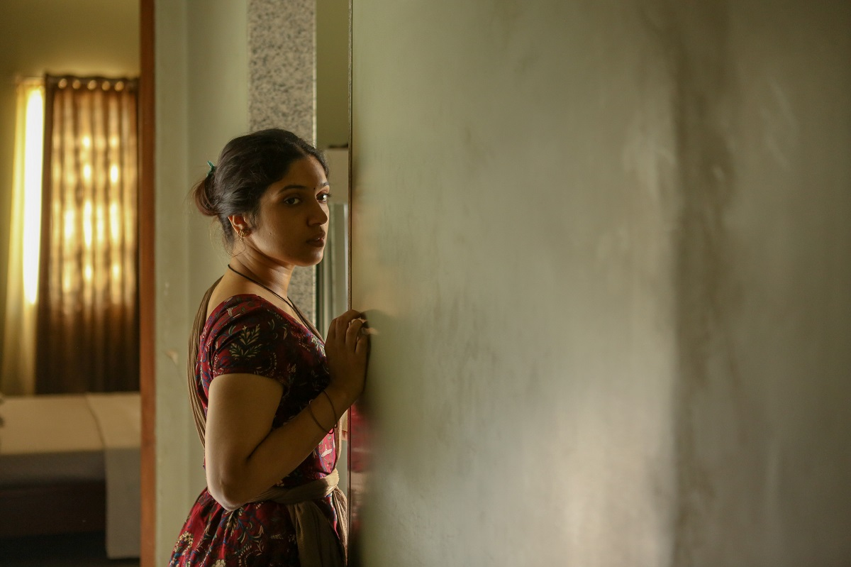 Bhumi Pednekar in Lust Stories. Image credit: Netflix.