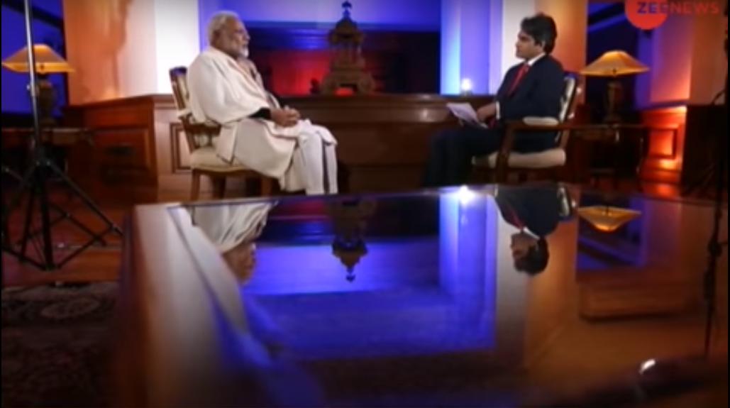 Narendra Modi TV interviews: Tough questions Zee and