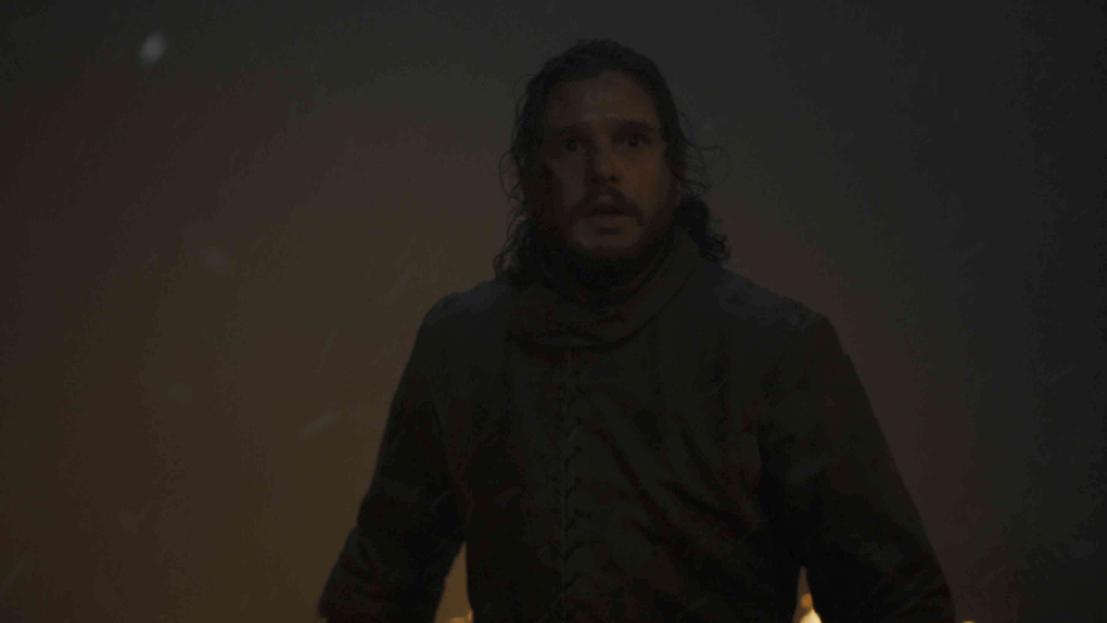 Kit Harington as Jon Snow.  Courtesy HBO.