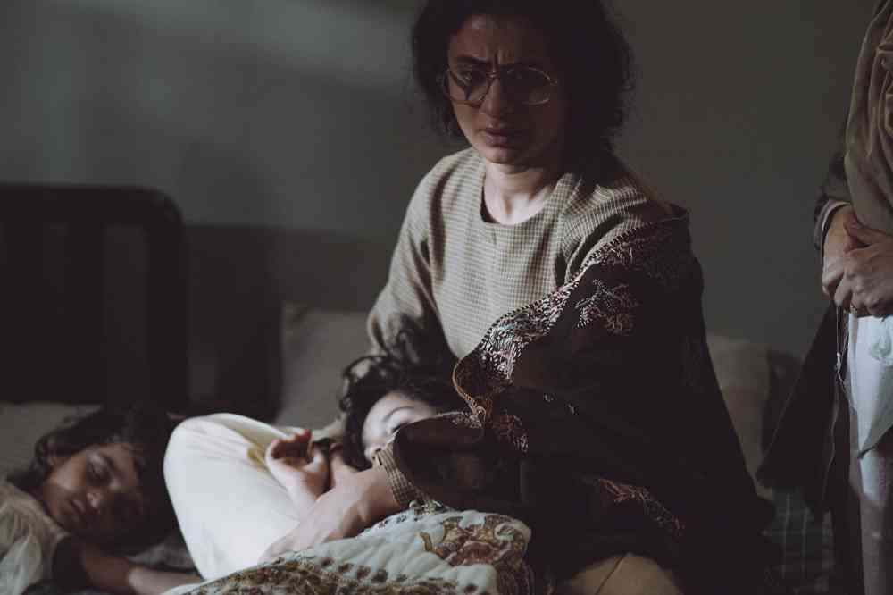 Rasika Dugal as Safiya Manto in Manto. Courtesy Viacom18 Motion Pictures.