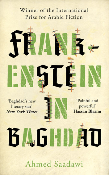 Ahmed Saadawi has been shortlisted for his award-winning book, Frankenstein in Baghdad. Credit: Man Booker International PrizesA}\90O