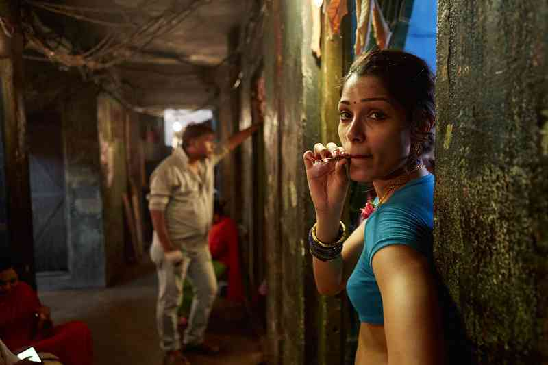 Freida Pinto in Love Sonia. Courtesy Tamasha Talkies/Samraaj Talkies.